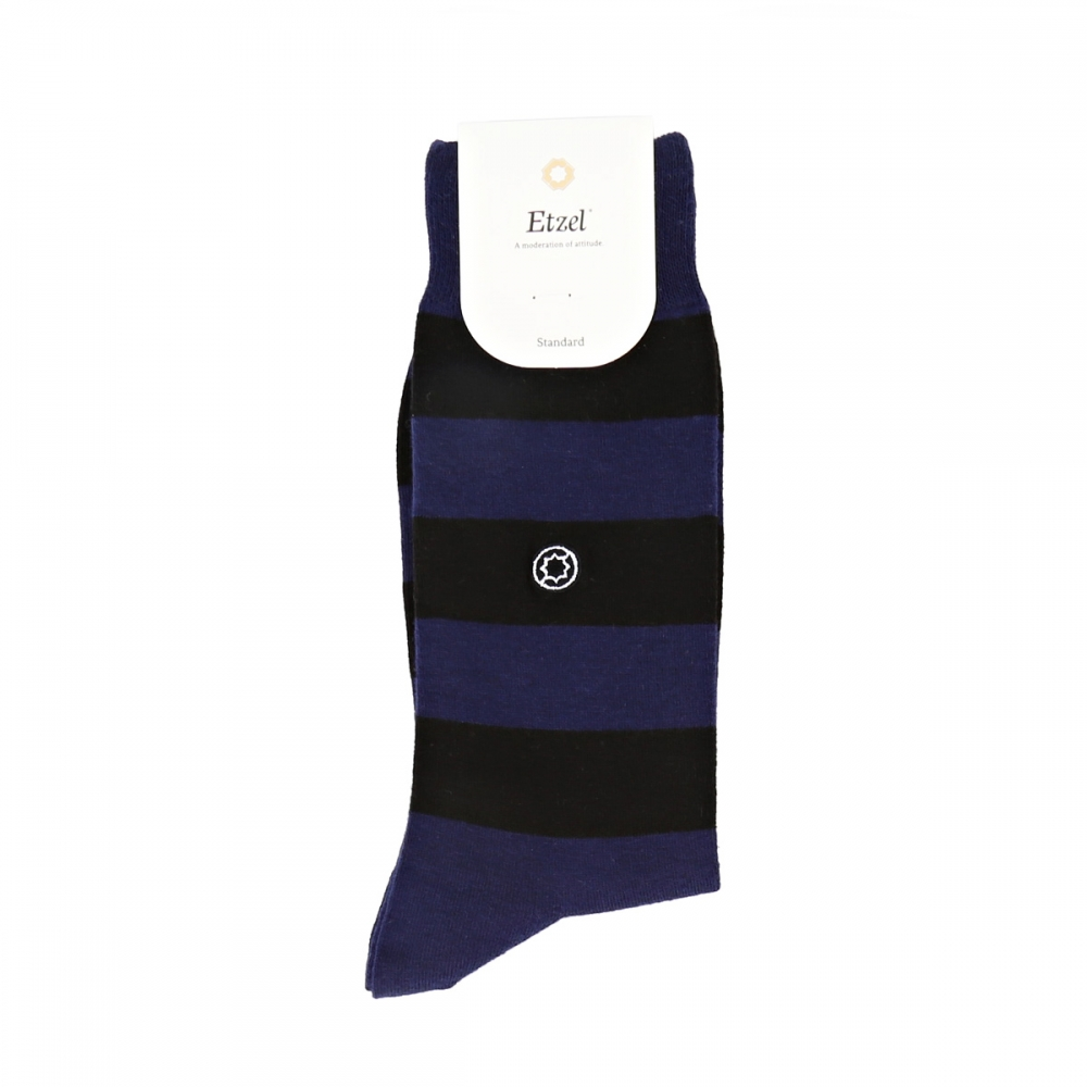 (Standard) Rugby Stripe: Royal BlueEtzel