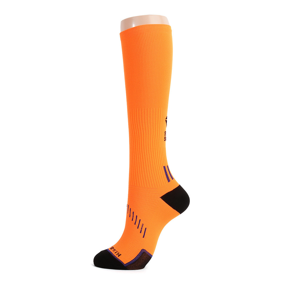 (for Woman) Compression Socks: ORANGESOOTY SMITH