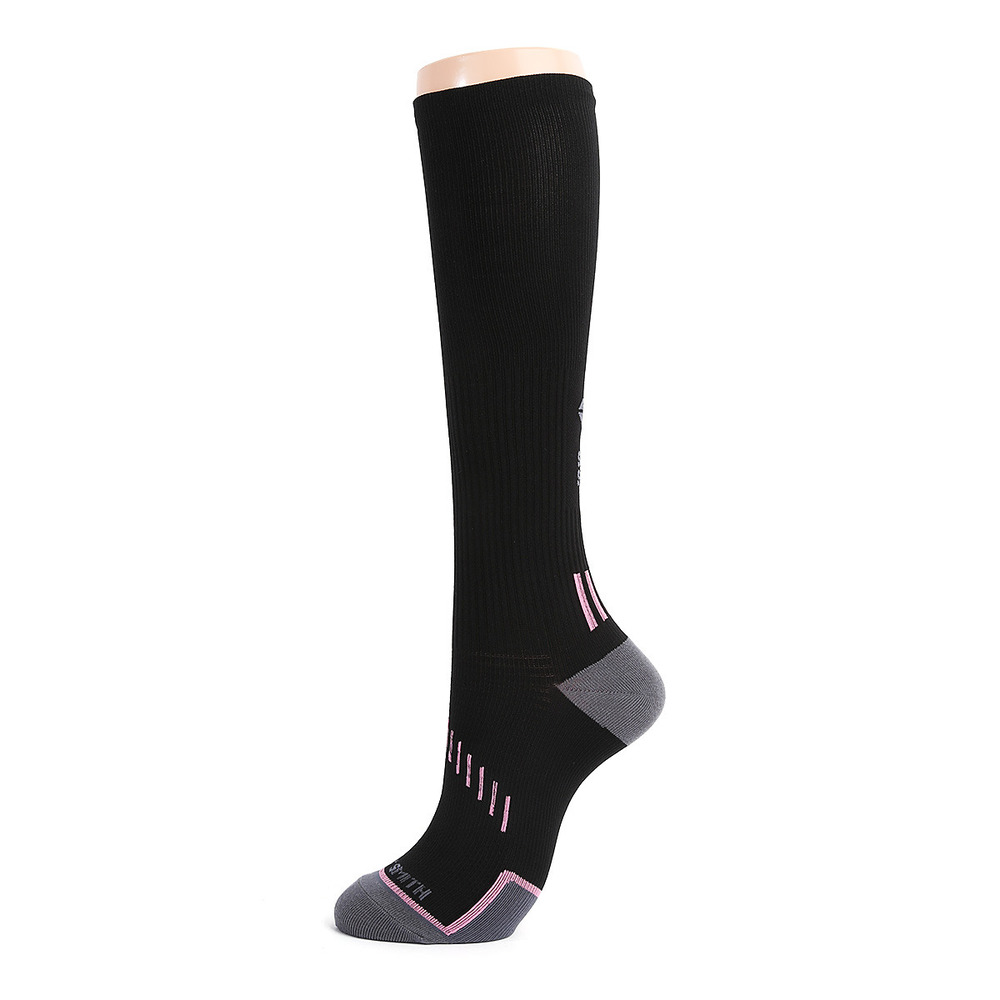 (for Woman) Compression Socks: BLACKSOOTY SMITH