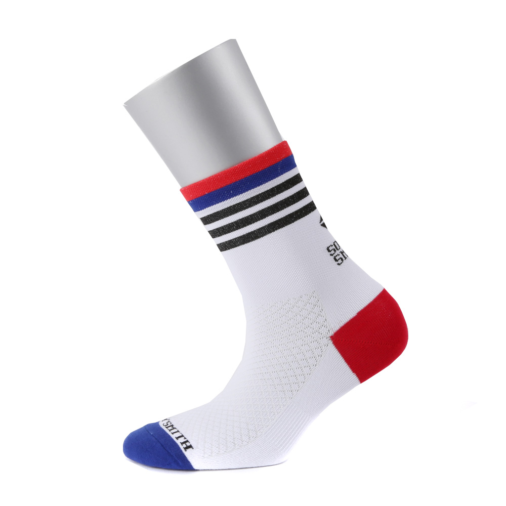 Pedaler Crew Socks: Korea Series2SOOTY SMITH
