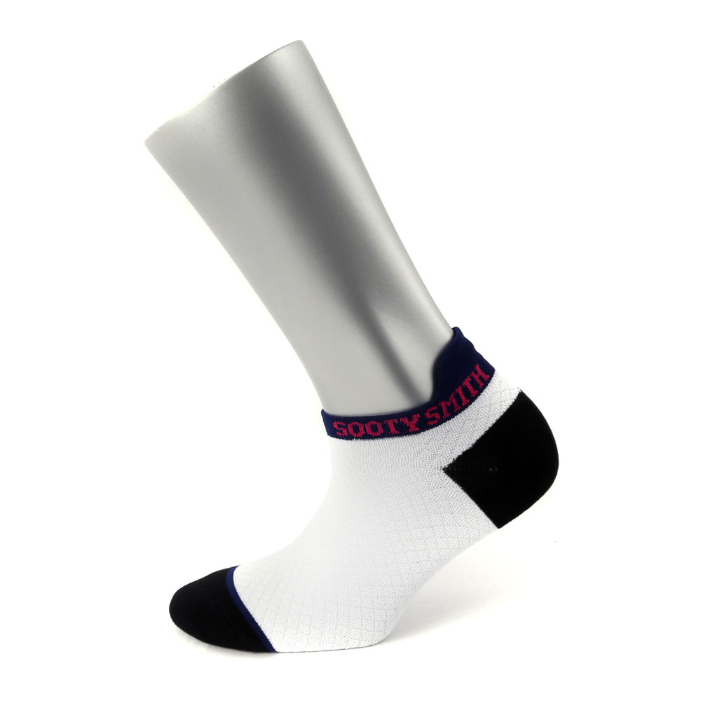 Pedaler Ankle-up Socks (5colors)SOOTY SMITH
