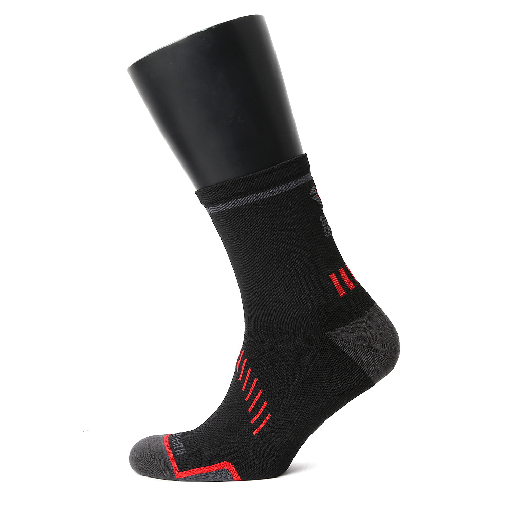 Pedaler New Quarter Black-Red (for man)SOOTY SMITH