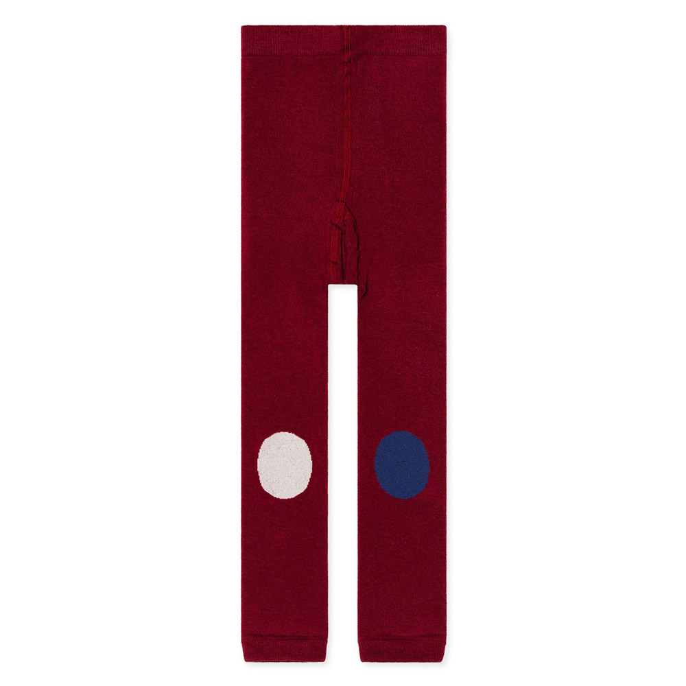 HFB063 New knees leggings : berryHANSEL FROM BASEL