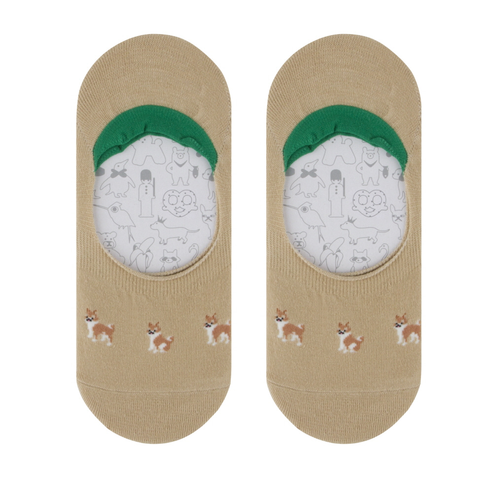 SAP037 Cover socks ShibaSocks Appeal