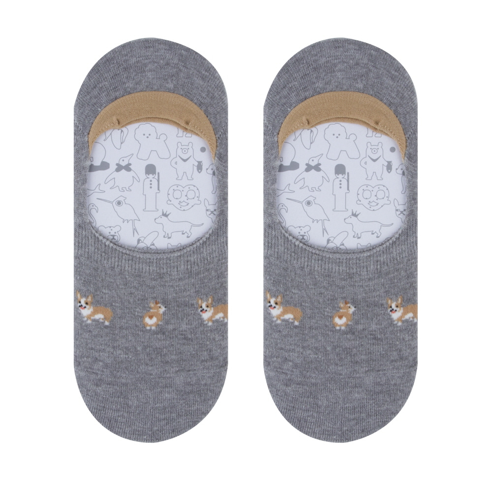 SAP038 Cover socks CorgiSocks Appeal