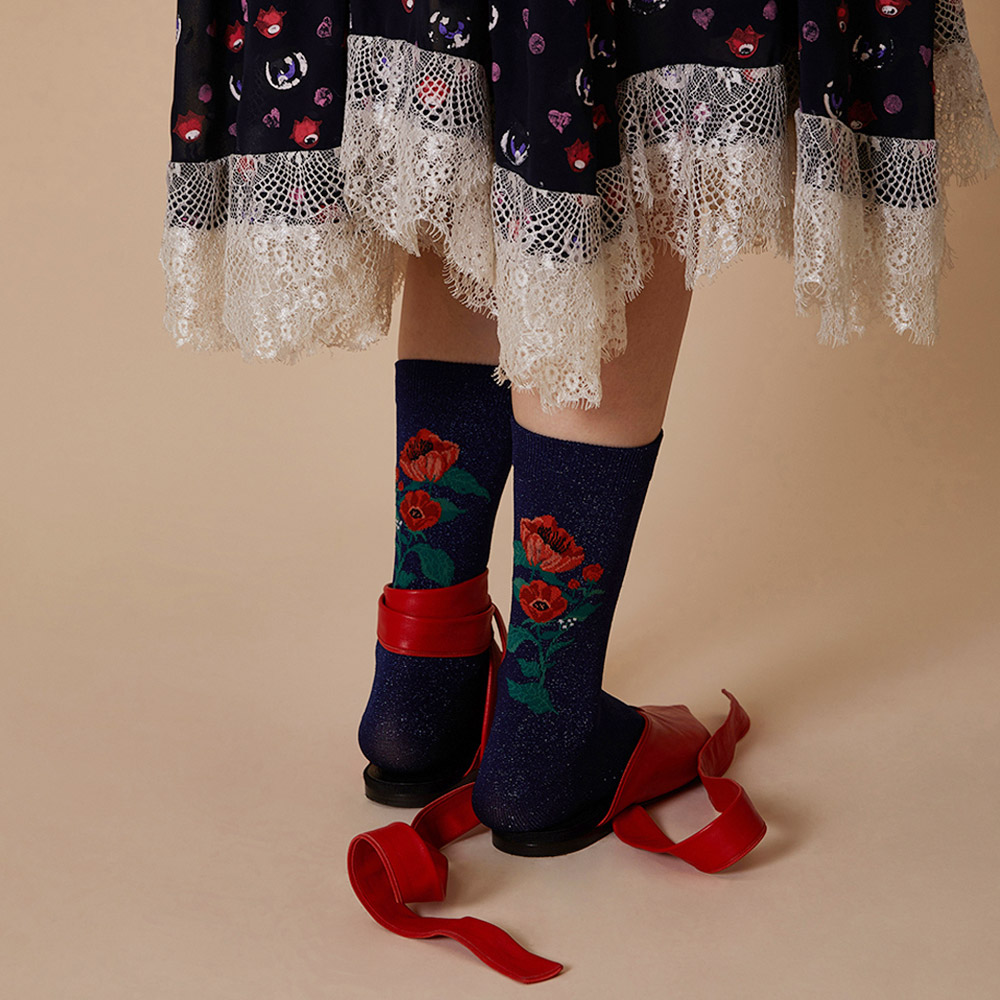 SAP164 ROM : Red FlowerSocks Appeal