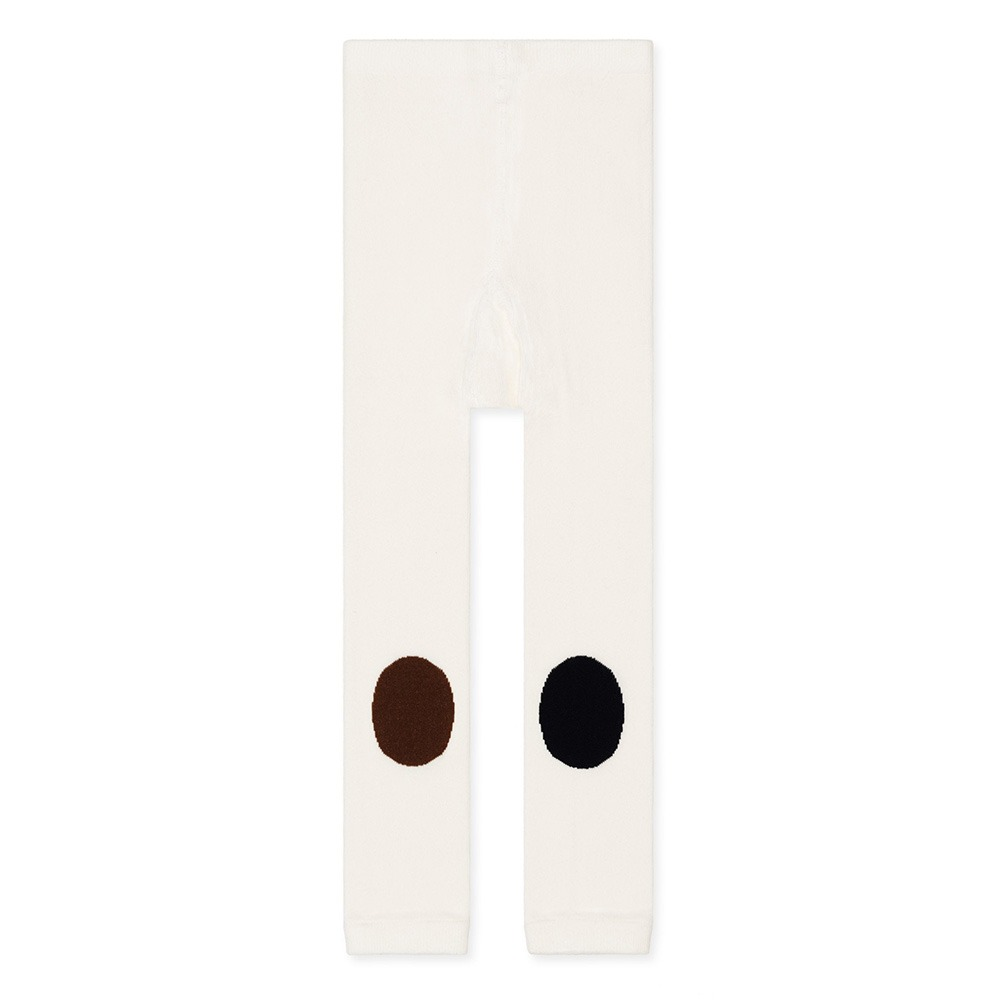 HFB130 New knee leggings : ivoryHANSEL FROM BASEL