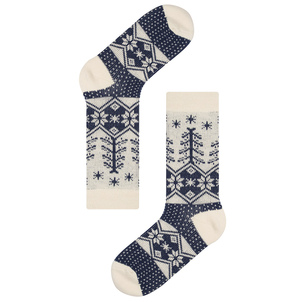 SAP185 warm snowy treeSocks Appeal