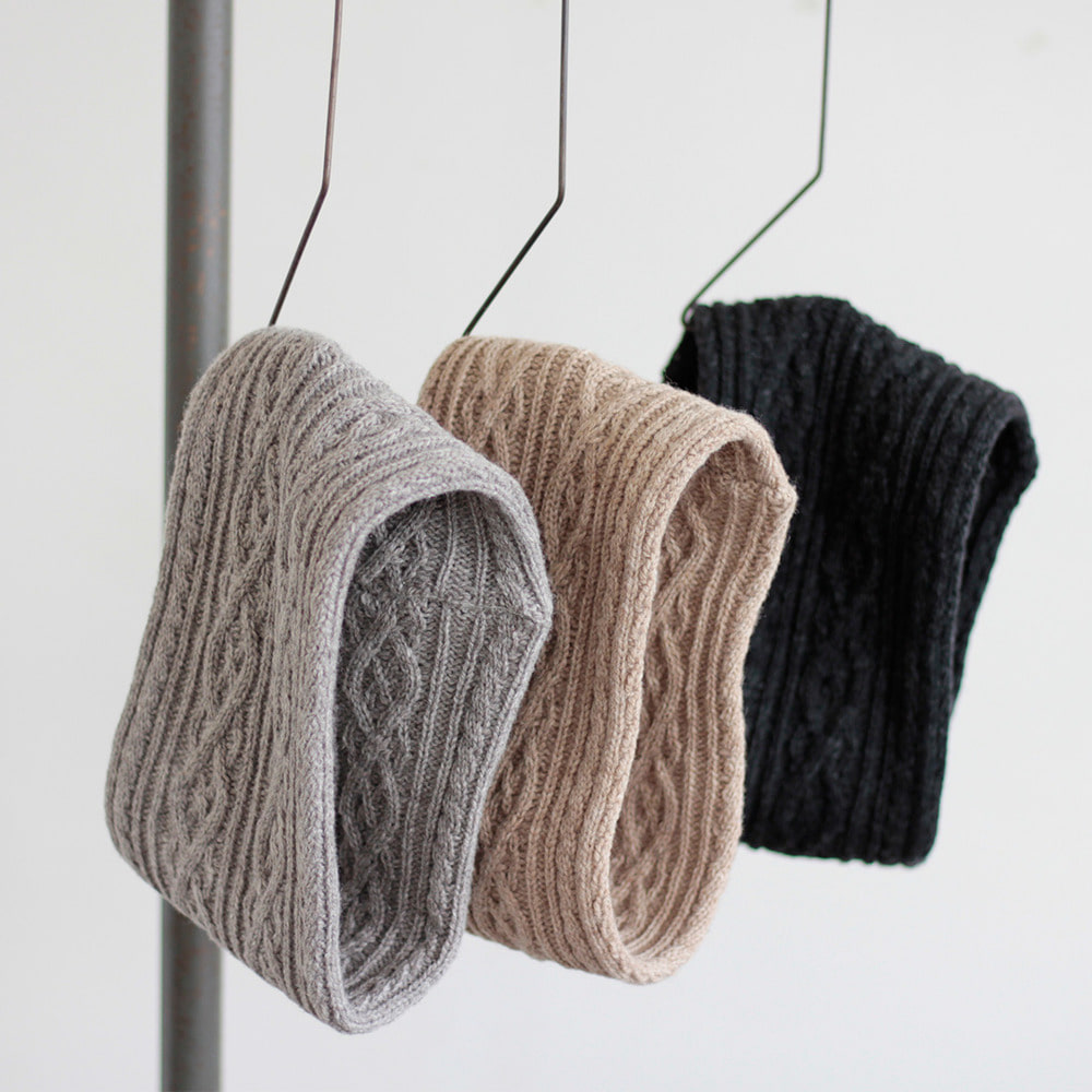 HCU039 neck&head wool warmer (3colors)HACU
