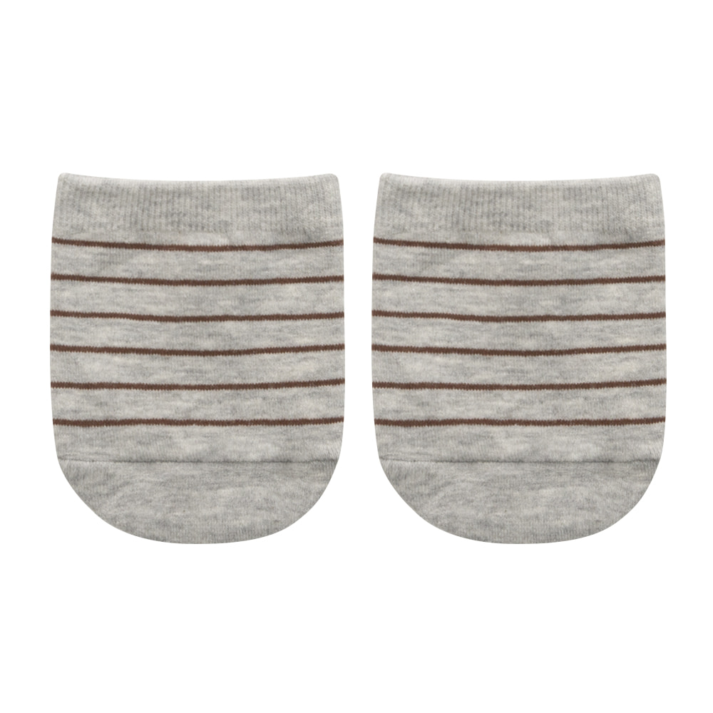 SAP305 Half : stripe greySocks Appeal