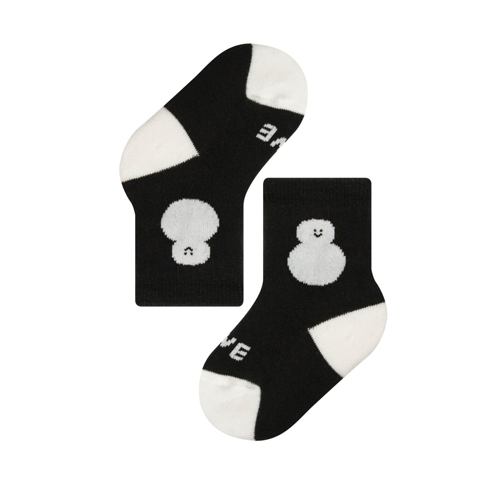 SAP457 INAP Baby SnowmanSocks Appeal