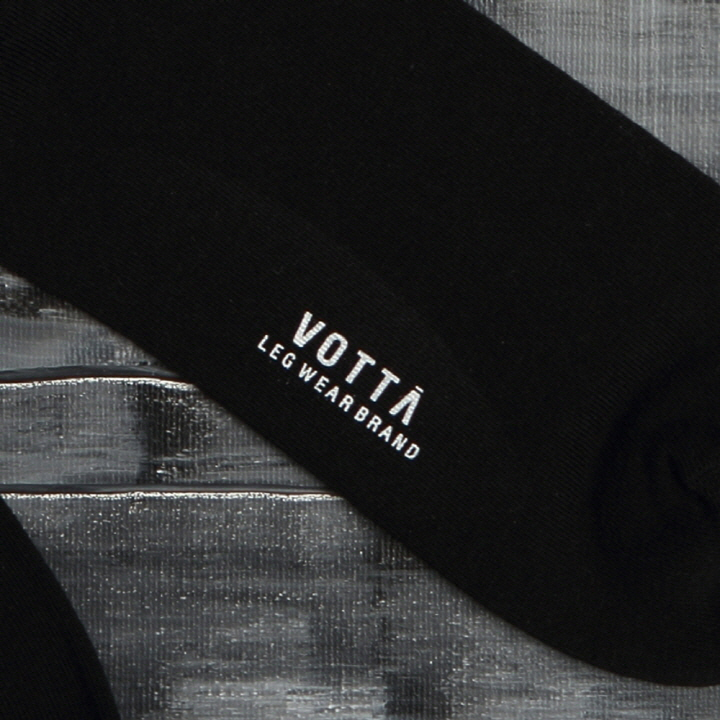 VOTTA SOLID (30 colors) socks