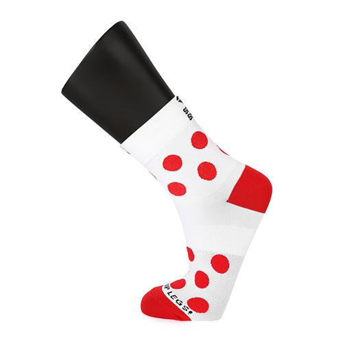 2014 Pedaler Crew Socks: K.O.M. <br> ��ǿ� / king of mountain