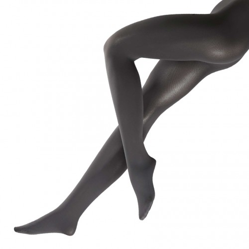 FALKE Pure Matt 100 Tights: blackFALKE