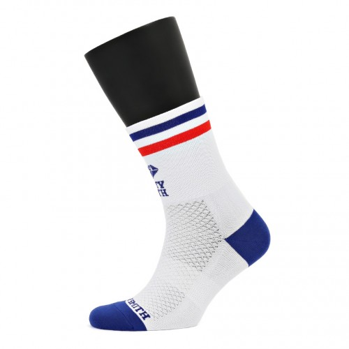 Pedaler Crew Socks Flag (3 colors)SOOTY SMITH