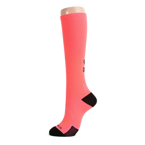 (for Woman) Compression Socks: PINKSOOTY SMITH