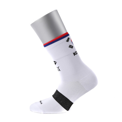 Pedaler Crew Socks: Korea Series3SOOTY SMITH