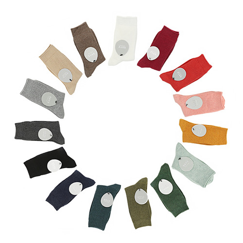 SSTZ COLOR RIB (21colors)SOCKSTAZ