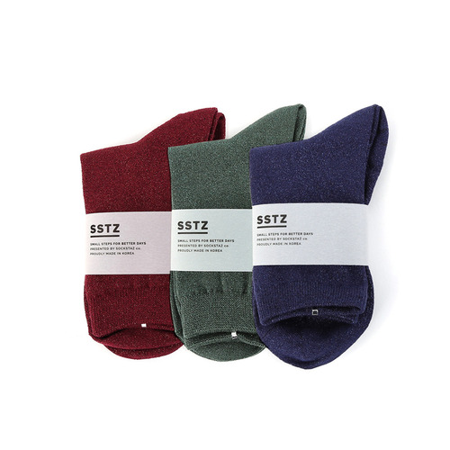 SSTZ SHINNY 펄 삭스 (6colors)SOCKSTAZ