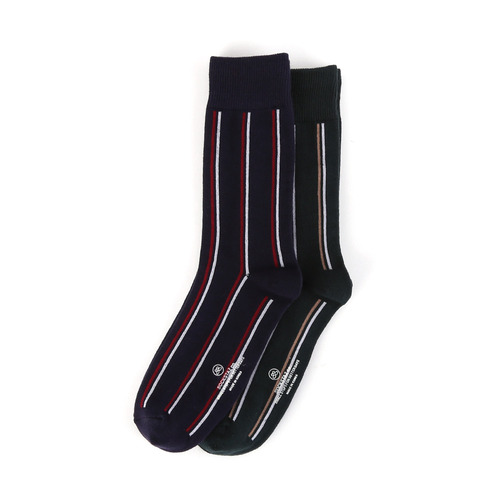 SSTZ Vertical Stripe Socks (2colors)SOCKSTAZ