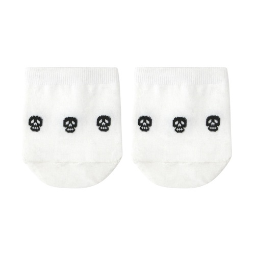 GIVE skull whiteSocks Appeal
