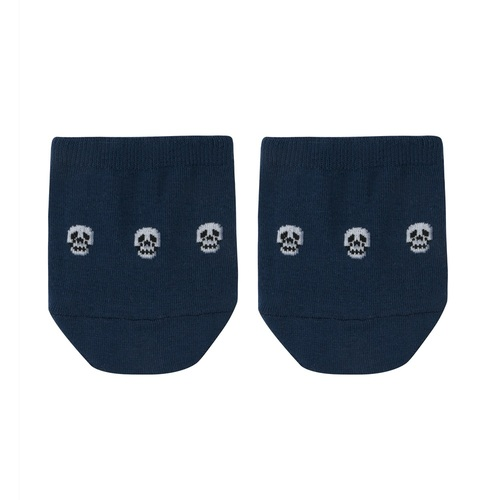 GIVE skull navySocks Appeal