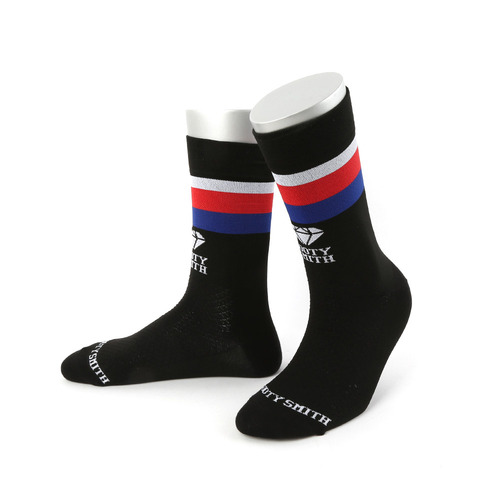 Pedaler Crew Socks: 서울시청 Team SocksSOOTY SMITH