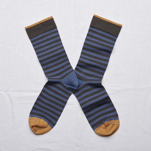 [11월20일발송] VA601 Denim StripesBonne Maison