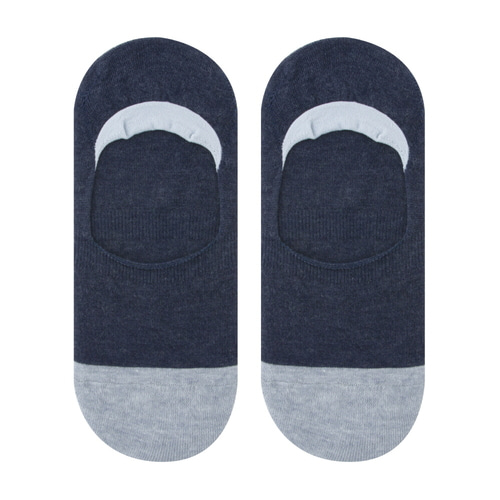 SAP089 Cover Socks : melange navySocks Appeal