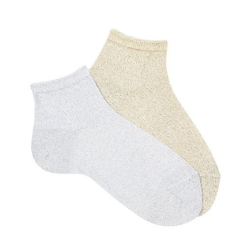 CDR 3253 Metalic Ankle SocksCONDOR