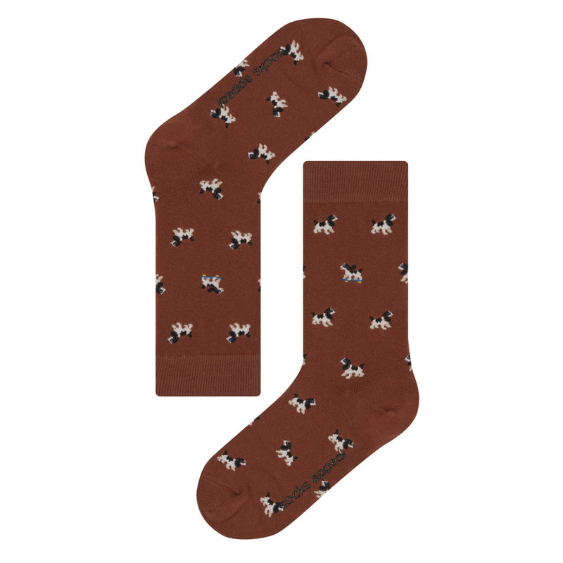 SAP132 Love Dog : SpanielSocks Appeal
