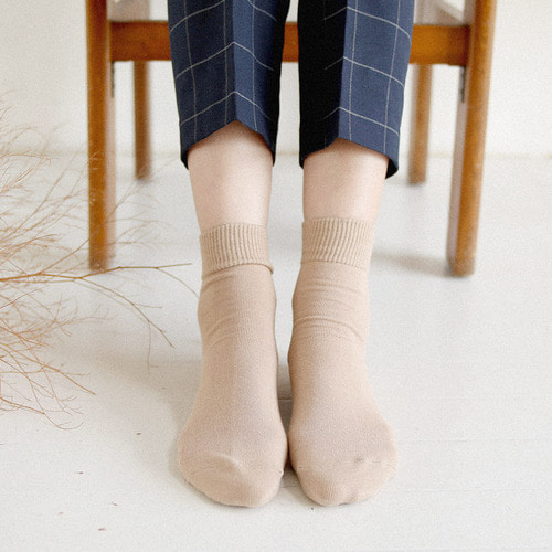 STB002 STANDARD 컬러 앵클 삭스 (28 colors)SOCKSTAZ STANDARD